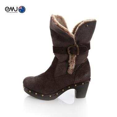 Emu Ayakkabı Kahve